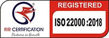 Sda Roma certificati qualità ISO 22000